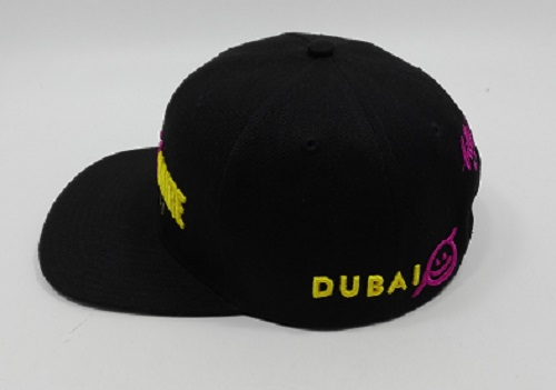 wholesale high quqlity 3D embroidery snapback cap
