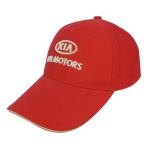 guangzhou 6 panel promotional baseball caps with embroidery
